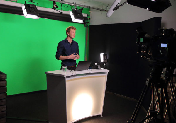 Video Studio Mechelen WebinarSolutions